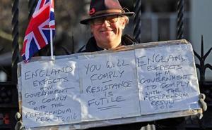 ¿Qué pasa si el Parlamento británico rechaza el acuerdo del 'Brexit'?