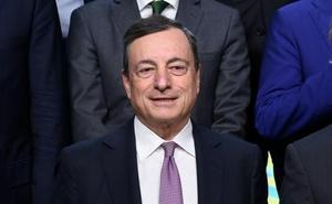 Draghi prepara una bazuca de 200.000 millones en 2019