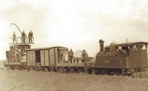 El tren a Estíbaliz, una historia de amor