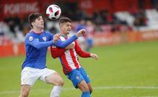 El Bilbao Athletic se estrella en Mareo
