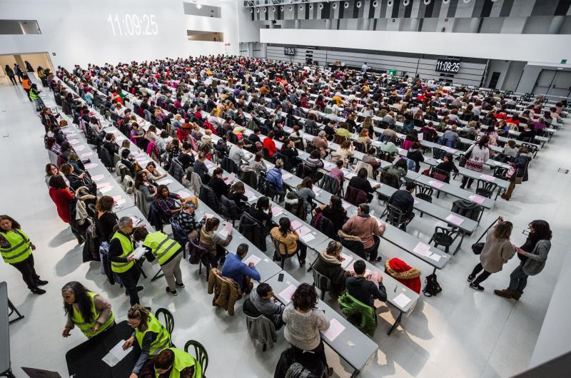 La Diputación convoca una tercera OPE de administración general con 36 plazas nuevas