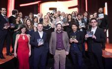 Los premios Fun&Serius, en imágenes