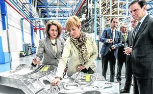 El nuevo centro de mecanizado de Aernnova ampliará su plantilla a 200 personas en 2022