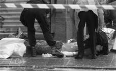 Puñalada mortal en el corazón por 30 euros en Nochevieja