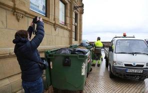 La madre que se deshizo de su recién nacida en San Sebastián: «Me superó la situación y la tiré al contenedor»