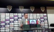 «Tres puntos fantásticos para seguir en esa inercia positiva», se felicita Larrazabal
