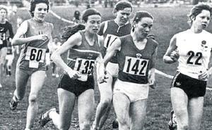 Carmen Valero, la niña del cascabel que fue doble campeona mundial