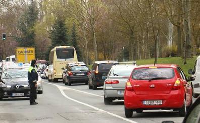 Vitoria se plantea desdoblar Iturritxu para asumir la llegada del 'bus exprés'