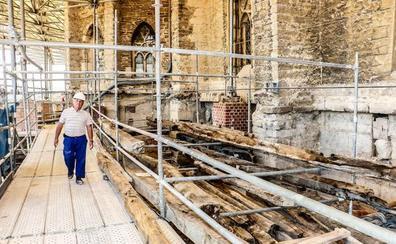 Expertos en patrimonio cultural debaten sobre su futuro en el Palacio Europa