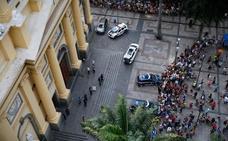 Cinco muertos en un tiroteo dentro de una catedral en Brasil