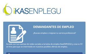 Bolsa vasca de empleo especializada en FP
