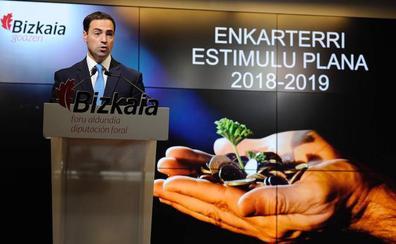 La Diputación eleva a 7 millones de euros el Plan de Estímulo para Las Encartaciones