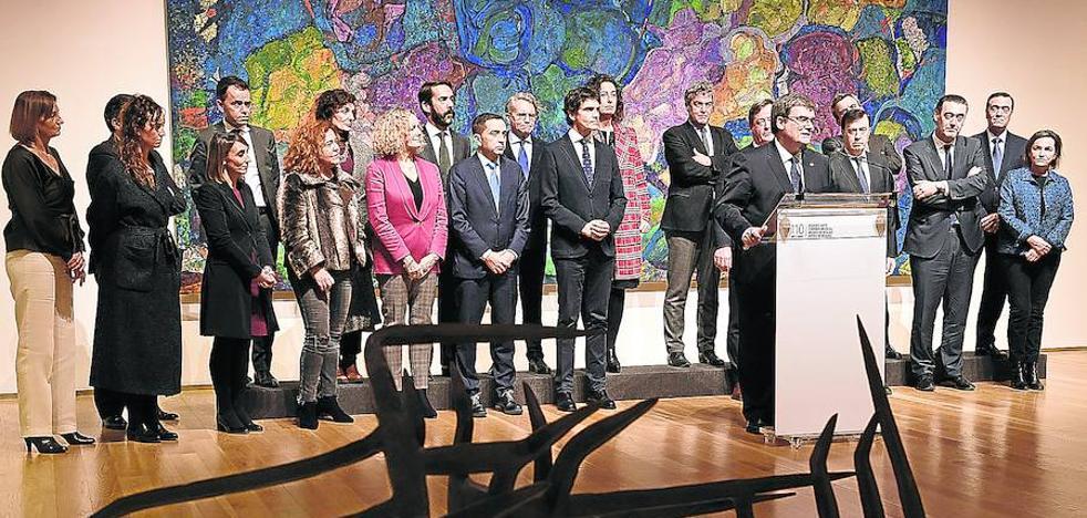 El Bellas Artes anuncia una ampliación de 8.000 metros con un coste de 22 millones
