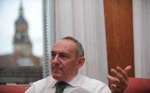González retira el proyecto de presupuesto foral y abre una nueva ronda de negociaciones