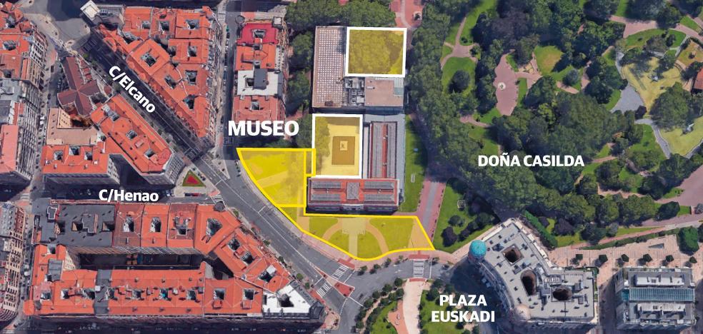Las cinco claves de la ampliación del museo de Bellas Artes de Bilbao