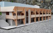 Mañaria construirá dos salas polivalentes junto al frontón a partir de enero