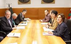 El Gobierno vasco y EH Bildu tensan al máximo la negociación sobre el Presupuesto