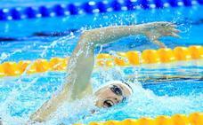 Catalina Corró, séptima en los 400 metros estilos