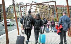 La tarifa de la tasa turística se aplicará también a los cruceros que hagan escala en Euskadi