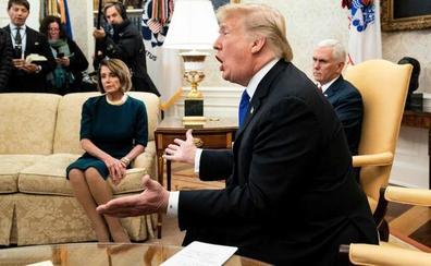 Guerra abierta en el Despacho Oval