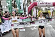 La Media maratón de Vitoria contará con una participación de 489 mujeres