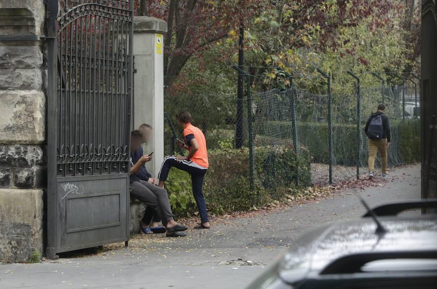 La Fiscalía obliga a la Diputación de Álava a acoger en Bideberria a un 'mena' al que rechazó