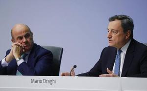 Draghi certifica el fin de la era de los estímulos