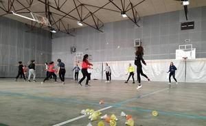 «Referentes» celebra la última topaketa con alumnos del colegio Nazaret