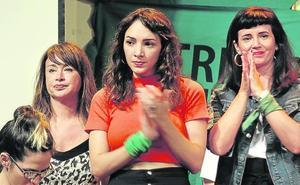 Las actrices denuncian al galán de telenovela