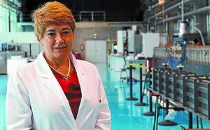 El Gobierno vasco reconoce la labor de la investigadora Amaya Igartua