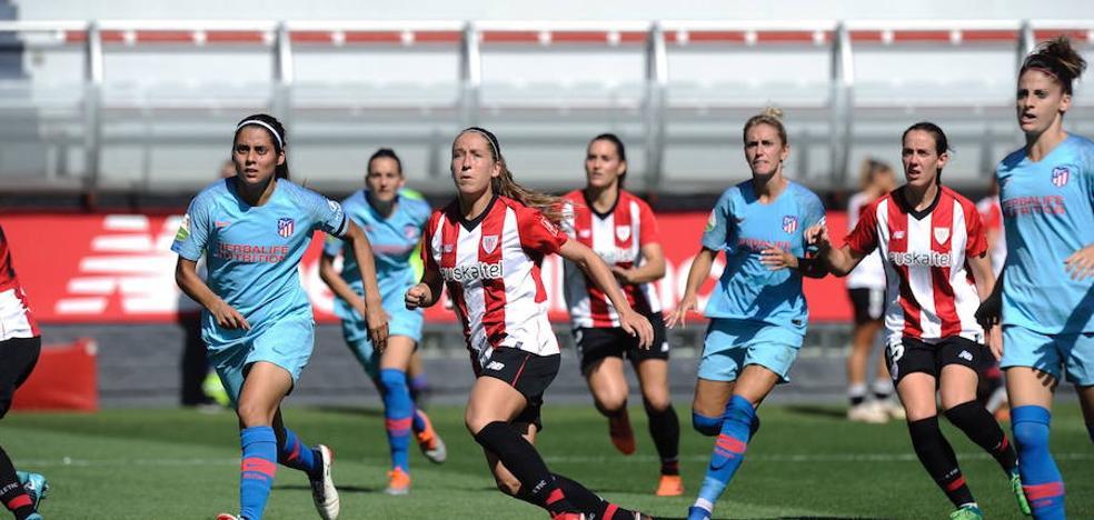El Athletic se enfrentará al Atlético en los cuartos de final de la Copa de la Reina