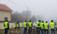 Muere un 'chaleco amarillo' tras ser atropellado por un camión en Avignon