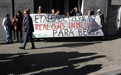 Uno de cada cuatro desahucios en Euskadi es por impago de alquiler