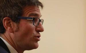 Urtaran pide «responsabilidad» a EH Bildu para sacar adelante los presupuestos