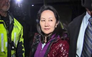 La detención de dos canadienses eleva la tensión con China por el 'caso Huawei'