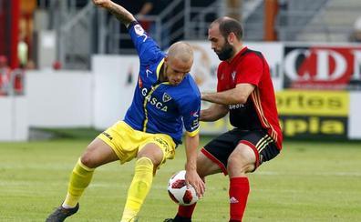 El Mirandés, próximo rival del Barakaldo en Copa Federación