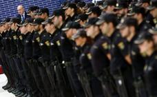 Interior eleva ya a más de un millar el dispositivo Cataluña para el 21-D