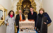 Nuevos belenes para visitar en lugares 'escondidos' del Casco Viejo de Vitoria