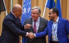 El Gobierno de Yemen y los rebeldes acuerdan una tregua en Hodeida