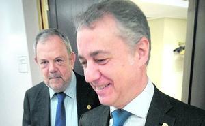 Urkullu, «decepcionado» tras la prórroga de los Presupuestos: «Bildu no ha querido negociar, solo aparentar»