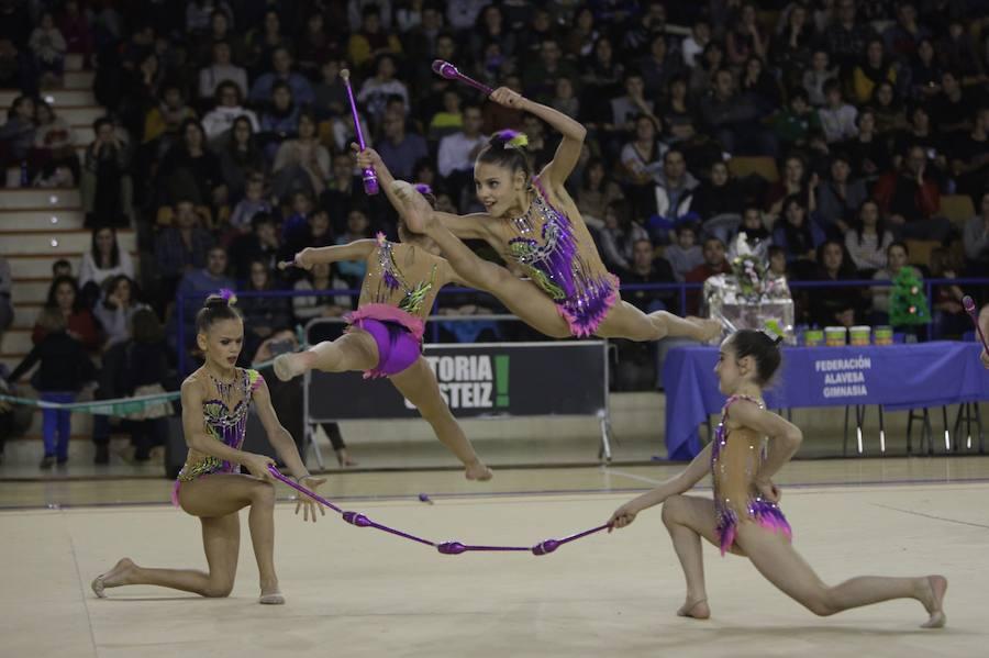 Mendizorroza volverá a celebrar otra fiesta de la gimnasia