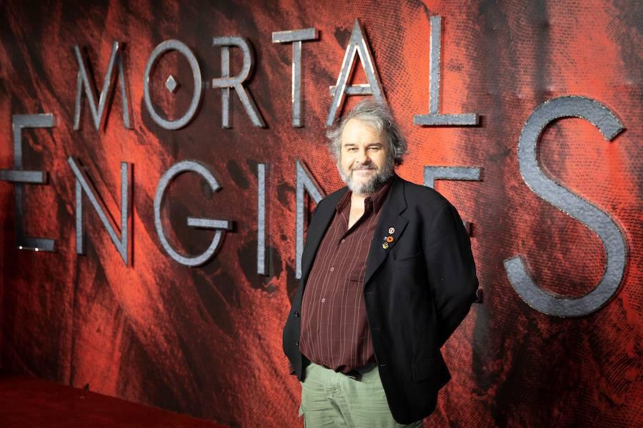 Peter Jackson: «Nunca volveré a tener un éxito como 'El señor de los anillos'»