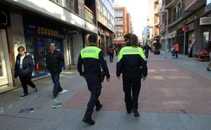 Getxo despliega un operativo policial especial por unas navidades más seguras