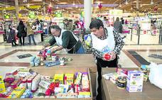 Más de 3.800 personas perciben la RGI en la comarca para llegar a fin de mes