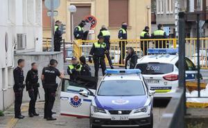 Un detenido en una pelea multitudinaria en el hospital Santiago de Vitoria