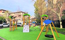 Getxo renovará dos parques infantiles en Romo y Las Arenas