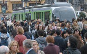 Las malas condiciones laborales desbancan al paro como primera preocupación de los ciudadanos vascos