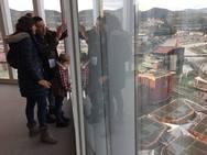 ¿Cómo se ve Bilbao desde la Torre Iberdrola?