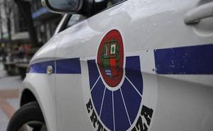 Un ertzaina fuera de servicio sorprende a un ladrón cuando asaltaba a un anciano en Santutxu