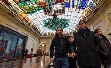 La lista vasca que compite con la de Iglesias en las primarias pide «respeto» para Euskadi